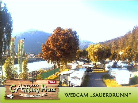 Ganzjährig Campingplatz im Kaunertal Gemeinde Prutz