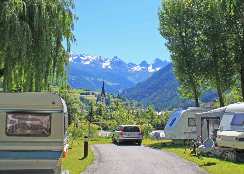 f58e6e3d Camping in the Tyrol in the middle of the family-holiday regionTiroler  Oberland / Serfaus – Fiss – Ladis and at the gate of Kaunertal Glacier.
