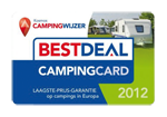 Best Deal  Camping Card