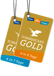 Summercard Gold - Tiroler Oberland