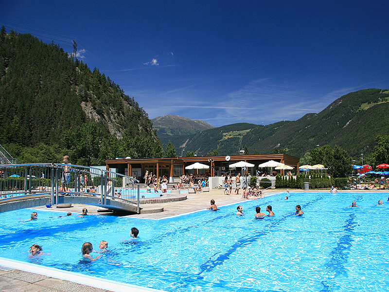Zwemmen camping tirol schwimmbad aktiv camping prutz Campsites in poole with swimming pool